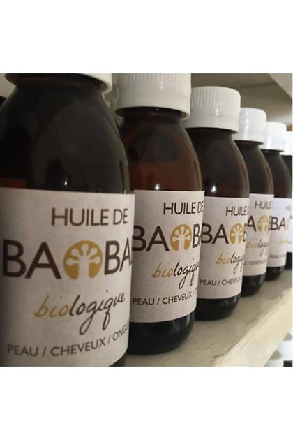 Rêve-BienEtre - OhSens.fr - Huile de Baobab Bio