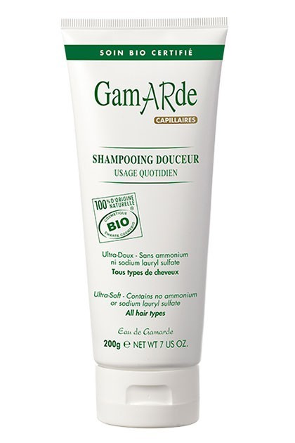 Gamarde - OhSens.fr - Shampoing Douceur Bio