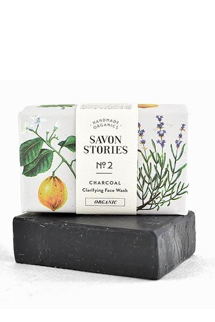 Savon Stories - Savon Bio - Charbon - OhSens.fr