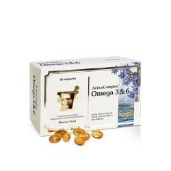 Pharma Nord - ActiveComplexe Omega 3&6 - OhSens.fr