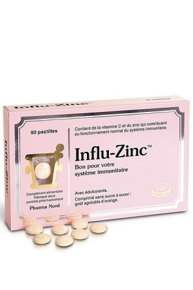 Pharma Nord - OhSens.fr - Influ Zinc